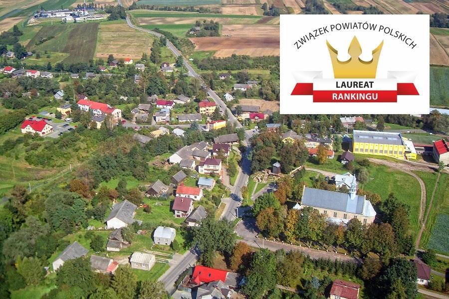 Gołcza w czołówce gmin wiejskich w Polsce!